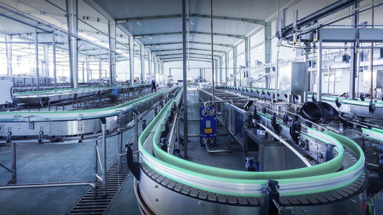 Учет продукции, контроль процесса производства и эффективности оборудования